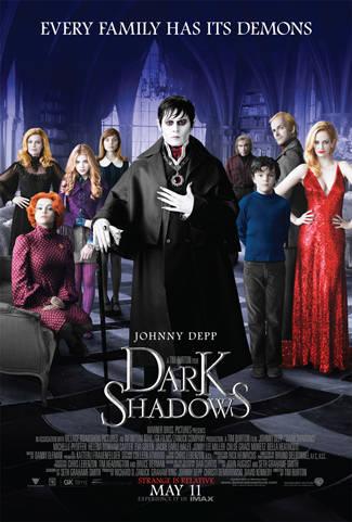 Dark Shadows - Tim Burton