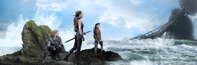 Ergen sayılırlar ama olsun; The Shannara Chronicles